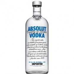 Absolut Vodka 40%