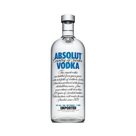 Absolut Vodka 40% 100cl