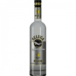 Beluga Vodka 40% 100cl