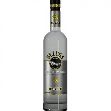 Beluga Vodka 40% 100cl