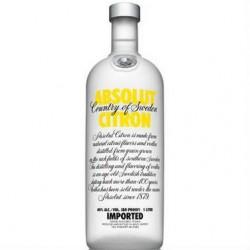 Absolut Citron 40% 70cl