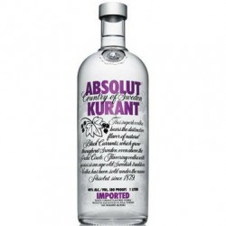 Absolut Kurant 40% 100cl