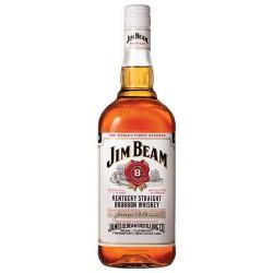 Jim Beam White Label 4YO 40% 100cl