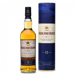 Highland Queen Majesty 12 YO 40% 70cl
