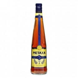 Metaxa 5* 38% 70cl