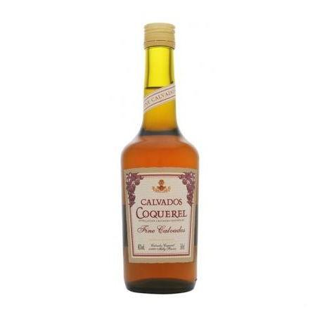 Calvados Coquerel Fine 40% 50cl