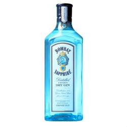 Bombay Sapphire Dry Gin 40% 100CL