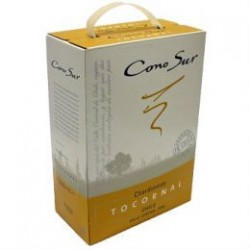 Cono Sur Tocornal Chardonnay BIB 13% 300CL