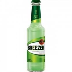 Bacardi Breezer Lime 4% 12x27,5cl
