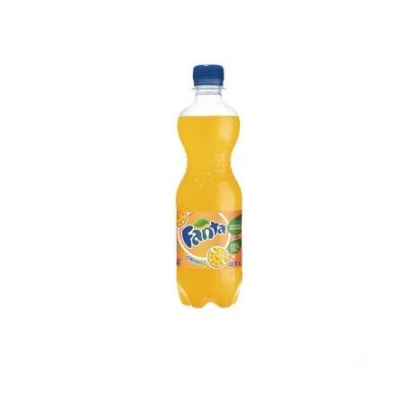 Fanta Orange 24x50cl PET