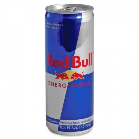 Red Bull Energy Drink 4x25cl