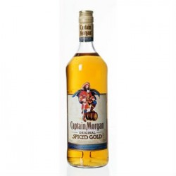 Captain Morgan Spiced Gold 35% 100cl