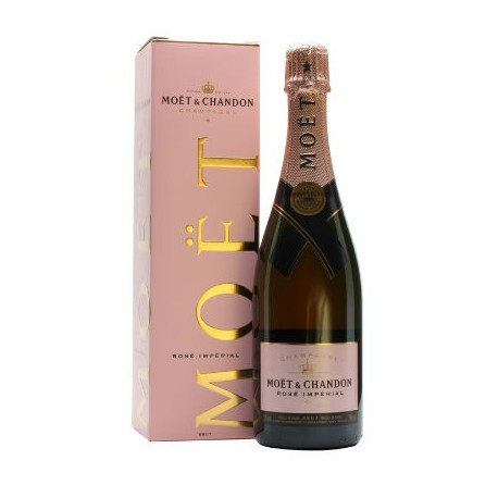 Moet & Chandon Rose Imperial 12% 75cl