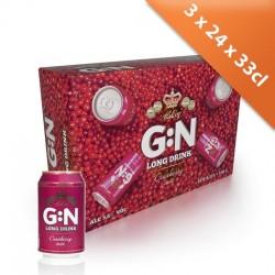 A. Le Coq G:N Cranberry 5,6% 3x24x33cl