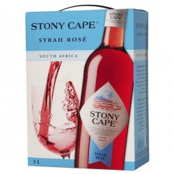 Stony Cape Syrah Rosè 12,5% 300cl
