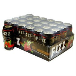 Fizz Strawberry 4% 24x44cl