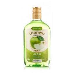 Remedia Green Apple Liqueur 18% 50cl PET