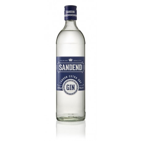 Sandend Extra Dry Gin 37,5% 100cl