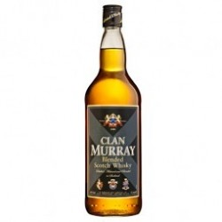 Clan Murray Blended Scotch Whiskey 40% 100cl