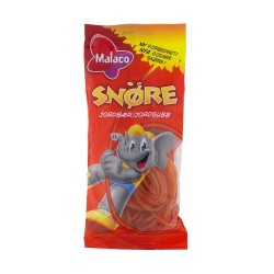Malaco Laces Strawberry Snore 94g